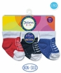 2382 Sneaker Socks Non-Skid 3 Pack
