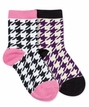 2722 Houndstooth Sock