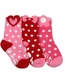 2780  Slipper Sock Triple Treat