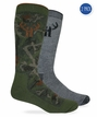 2832 Huntworth Wool Blend Camo Boot Sock 2 Pair Pack