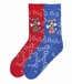 61683 Dogs with Bones Socks