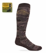 9999 Tall Merino Wool Camo Boot Sock