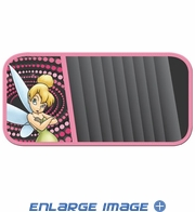 10 CD/DVD Car Visor Organizer - Disney - Tinkerbell - Optic