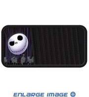 10 CD/DVD Car Visor Organizer - Nightmare Before Christmas - Jack Skellington Graveyard