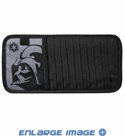 10 CD/DVD Car Visor Organizer - Star Wars - Darth Vader