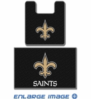 2PC Bathroom Rug Set - New Orleans Saints