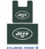 2PC Bathroom Rug Set - New York Jets