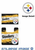2PC Bathroom Rug Set - Pittsburgh Steelers