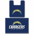 2PC Bathroom Rug Set - San Diego Chargers