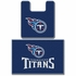 2PC Bathroom Rug Set - Tennessee Titans