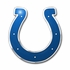 3D Color Emblem - Indianapolis Colts