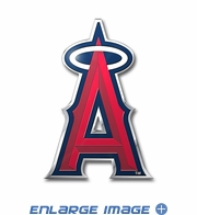 3D Color Emblem - Los Angeles Angels of Anaheim