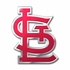 3D Color Emblem - St. Louis Cardinals