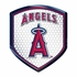 3D Color Shield Reflector - Los Angeles Angels of Anaheim