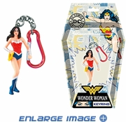 Action Figure Key Chain - DC Comics - Wonder Woman