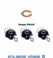 Air Freshener - 3-PACK - Chicago Bears