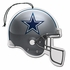 Air Freshener - 3-PACK - Dallas Cowboys