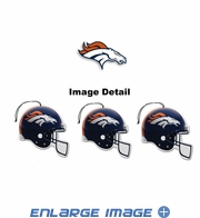 Air Freshener - 3-PACK - Denver Broncos