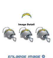 Air Freshener - 3-PACK - San Diego Chargers