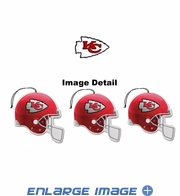 Air Freshener - 3-PACK - Kansas City Chiefs