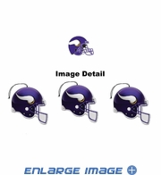 Air Freshener - 3-PACK - Minnesota Vikings