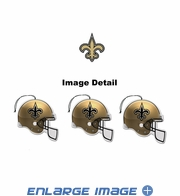 Air Freshener - 3-PACK - New Orleans Saints