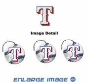 Air Freshener - 3-PACK - Texas Rangers