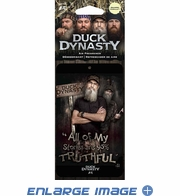 Air Freshener - Duck Dynasty - Uncle Si - 95% Truthful