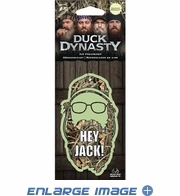 Air Freshener - Duck Dynasty - Uncle Si Head Hey Jack!