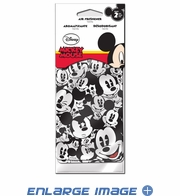 Air Freshener - Hanging - 2 Pack - Disney - Mickey Mouse - Expressions
