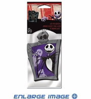 Air Freshener - Hanging - 2 Pack - Disney - Nightmare Before Christmas - Jack Graveyard