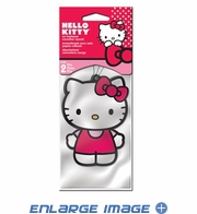 Air Freshener - Hanging - 2 Pack - Sanrio - Hello Kitty