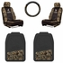 Auto Accessories Interior Combo Kit Gift Set - 5pc - Duck Dynasty