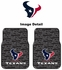 Auto Accessories Interior Combo Kit Gift Set - 6pc - Houston Texans