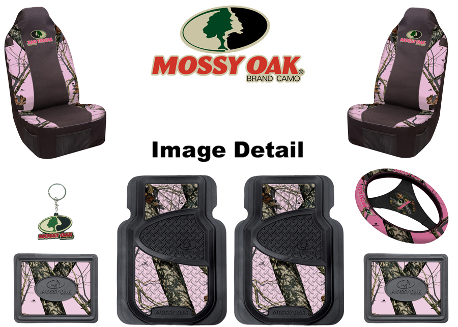 Mossy Oak Floor Mats And Pink Camo On Pinterest