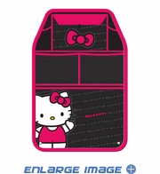 Backseat Organizer - Car Truck SUV - Hello Kitty
