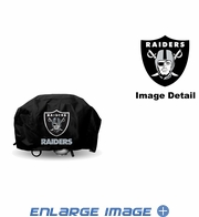 BBQ Grille Cover - Deluxe - Oakland Raiders