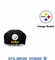 BBQ Grille Cover - Deluxe - Pittsburgh Steelers