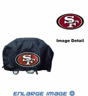 BBQ Grille Cover - Deluxe - San Francisco 49ers