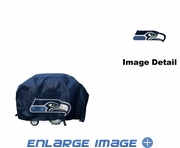 BBQ Grille Cover - Deluxe - Seattle Seahawks