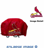 BBQ Grille Cover - Deluxe - St. Louis Cardinals
