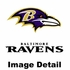 Bottle Cooler - Koozie - Baltimore Ravens