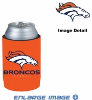 Can Cooler Koozie - Denver Broncos