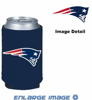 Can Cooler Koozie - New England Patriots