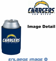 Can Cooler Koozie - San Diego Chargers