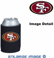 Can Cooler Koozie - San Francisco 49ers