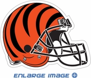 Car or Fridge Magnet - Giant Size - Cincinnati Bengals