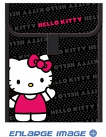 Car Storage, Trash or Litter Bag - Hello Kitty - Waving
