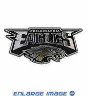 Car Trunk 3D Chrome Emblem - Philadelphia Eagles