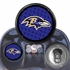 Coaster Air Freshener - Baltimore Ravens - Pair